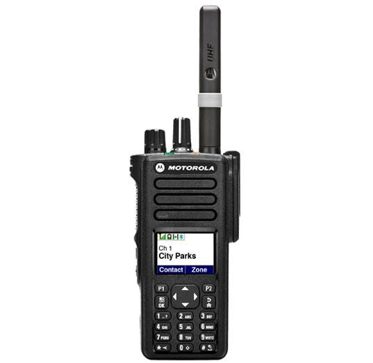 XIR P8668 便携式双向对讲机