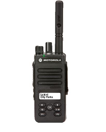 XIR P6620 便携式双向对讲机