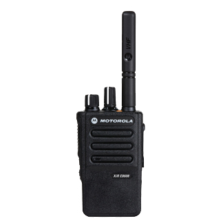 XIR E8600便携式模拟对讲机