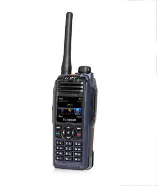 TC-880G双模对讲机