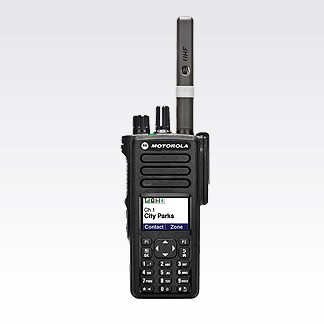 XIR P8668 PDT 数字集群通讯系统手持台