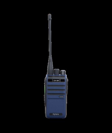 商业DMR对讲机TD550