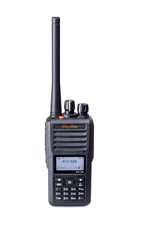 EVX-Z62 数字便携式对讲机