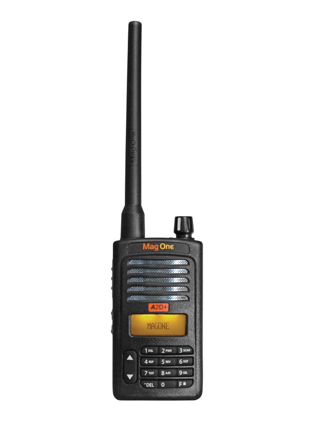 A2D 数字商用手持无线对讲机
