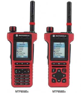 MTP8000Ex系列对讲机
