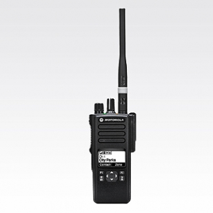 伊宁GP338D LKP 手持对讲机