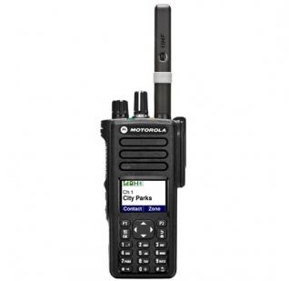 伊宁XIR P8668 便携式双向对讲机