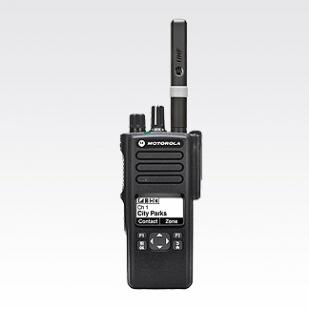 伊宁XiR P8600i 系列数字对讲机