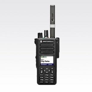 梅州XIR P8668 PDT 数字集群通讯系统手持台