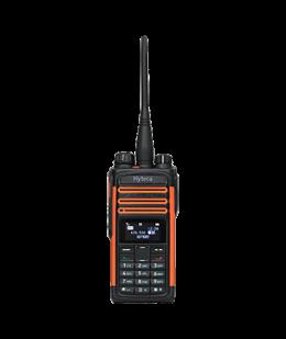 梅州商业DMR对讲机TD580