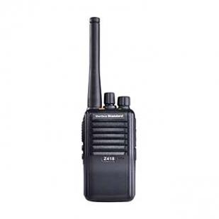 Z418 数字便携式对讲机